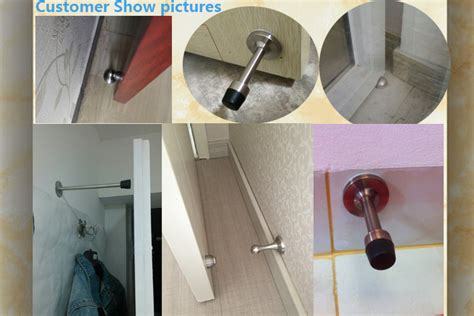 Glass Shower Door Stop Cheap Price 304 Stainless Steel Decorative Floor Mount Glass Shower Door Stop Buy Glass Shower