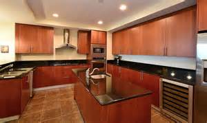 Modern Cherry Kitchen Cabinets 23 cherry wood kitchens cabinet designs amp ideas designing idea
