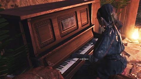 Tutorial Piano Ghost | ghost plays piano quot easter egg quot buried tutorial youtube