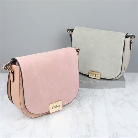 Pastel Bag personalised pastel tone cross handbag by