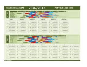 Landscape Calendar Template by 2016 Excel Calendar Landscape Unlocked Calendar Template