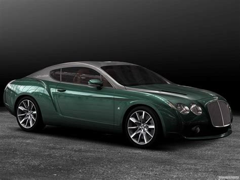 bentley concept wallpaper bentley zagato gtz wallpapers cool cars wallpaper
