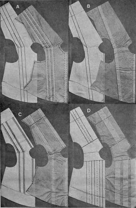 pattern making by the flat pattern method pdf designing waists from flat pattern