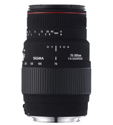 sigma 70 300 f4 5.6 apo dg macro canon canon, lens