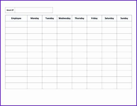 11 Weekly Work Schedule Template Excel Exceltemplates Exceltemplates Ideal Week Template Excel