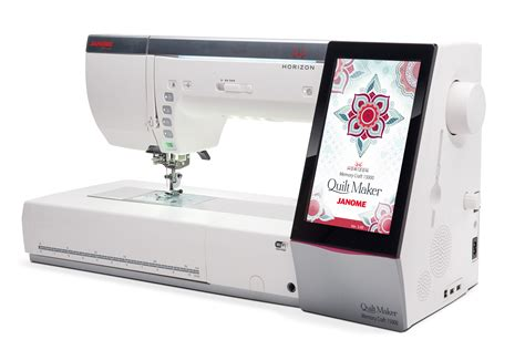 janome skyline s5 extension table janome america s easiest sewing quilting