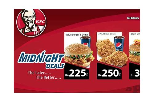 midnight deals pizza max