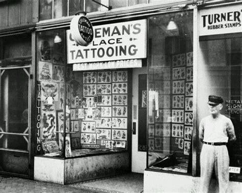 tattoo shops history 63 best tattoo history images on pinterest tattoo