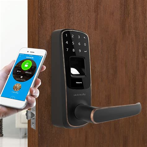 best smart lock best smart wifi door lock for home 2018