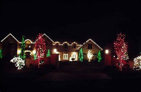 lighting gallery christmas lighting installations by