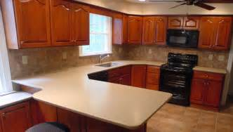 ordinary Countertops With Cherry Cabinets #1: gillig1L_1.png