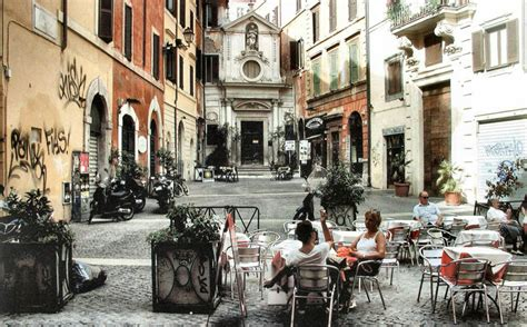 best restaurants trastevere rome when in rome eat like a local the capital s best food