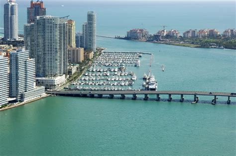miami beach marina miami beach marina in miami beach fl united states