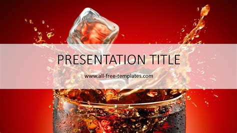 templates powerpoint coca cola coca cola powerpoint template popular sles templates