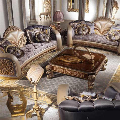 european style living room furniture european style luxury imperial flower decorative living