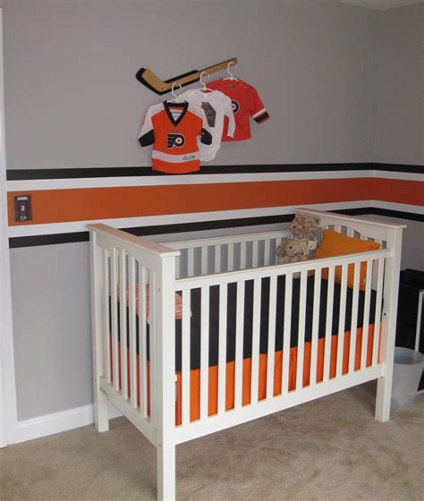 sports themed nursery fox design sports nursery philadelphia
