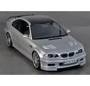 BMW M3 GTR Street Version E46  Sports Cars Diseno Art