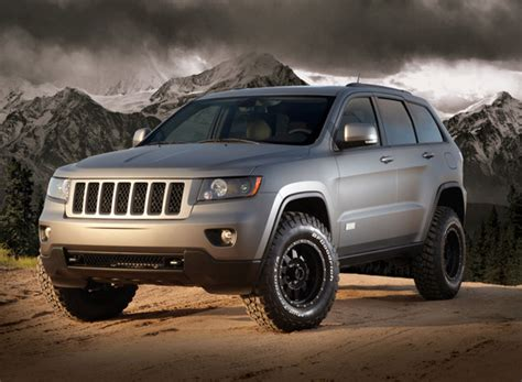 Who Makes Jeep Grand Xplore Makes The Jeep Grand Even More Quot Trail