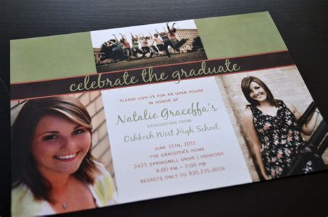 graduation invitations and announcements from celebrate the graduate graduation announcements by