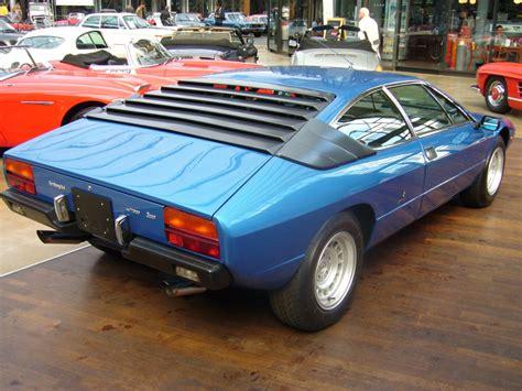 Lamborghini P by Heckansicht Eines Lamborghini Urraco P 300 1974 1979