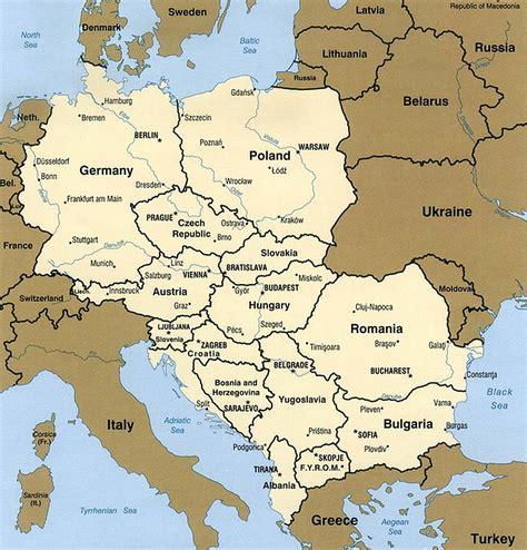 printable road maps of europe onze roadtrip door europa we zijn eruit my footprints