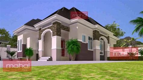 house pattern in nigeria 4 bedroom bungalow house design in nigeria youtube