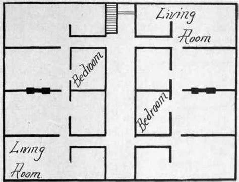 tenement floor plan tenement buildings housing 621