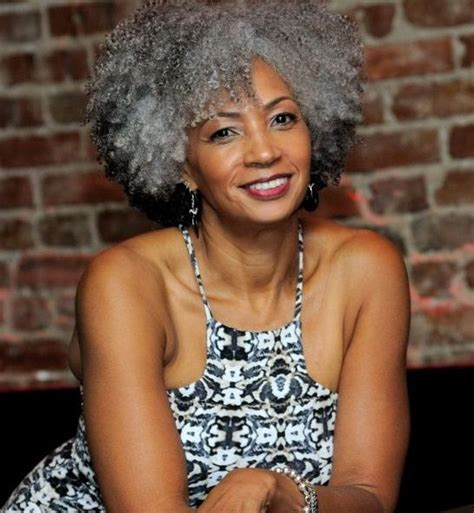 gray hair styles african american women over 50 39 best images about ageless beauty on pinterest black