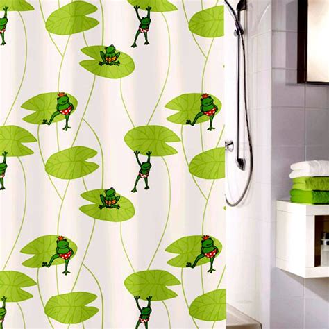 frog shower curtain hooks shower curtain funny frog image with shower curtain hooks