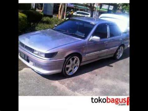 Mitsubishi Lancer Dangan 91 dijual mitsubishi lancer dan gan 1991 harga 40 juta an