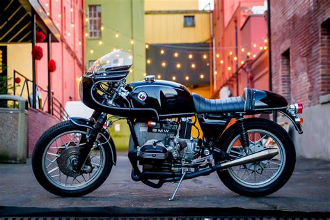 bmw motorcycle cafe racer a better boxer james bmw r80 cafe racer return of the