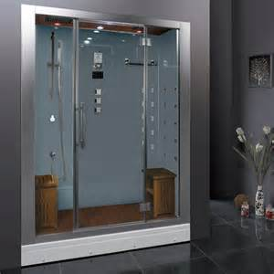 ariel platinum dz972f8w white steam shower unit dz972 room
