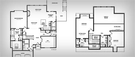 Floor Plans With Photos - floor plans