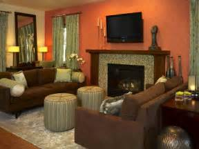 Color Schemes For Living Room With Brown Furniture Living Room Color Schemes Brown Vissbiz