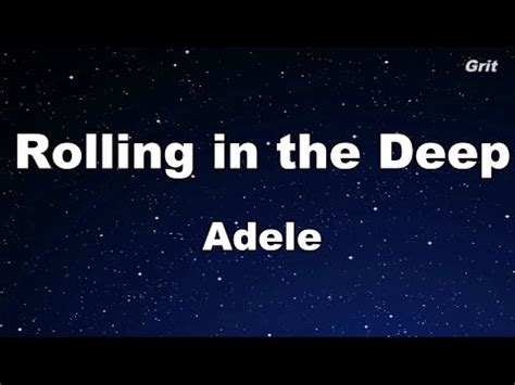 download mp3 song of adele rolling in the deep adele rolling in the deep karaoke version mp3 download