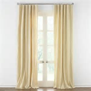 French Style Drapes French Doors Curtains Style Door Styles