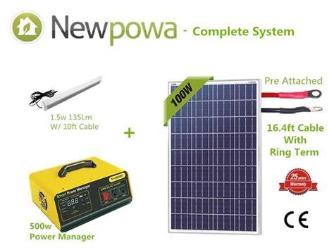 Solarland Smart Power Inverter 500 W Digital Meneger Ac Dc Handal 500w solar panel power system inverter controller iphone android usb charger battery backup kit