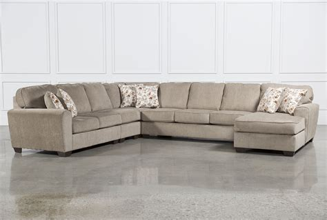 5 piece sectional sofa 5 piece sectional sofa ashley pantomine driftwood 5 piece