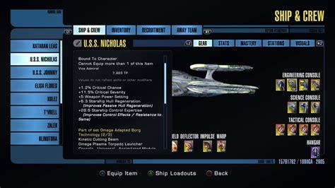 proton cruiser trek anti proton tactical command cruiser