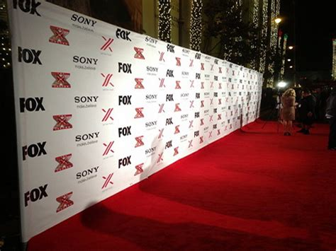 Drape Rental Los Angeles Red Carpet Event Wova
