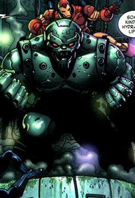 arsenal marvel arsenal robot earth 616 marvel database fandom