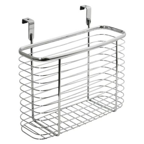 over the cabinet basket interdesign axis over the cabinet kitchen storage