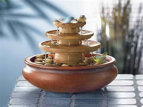 Beautiful Tabletop Water Fountains Small Tabletop Water Small Water Fountains For Desk