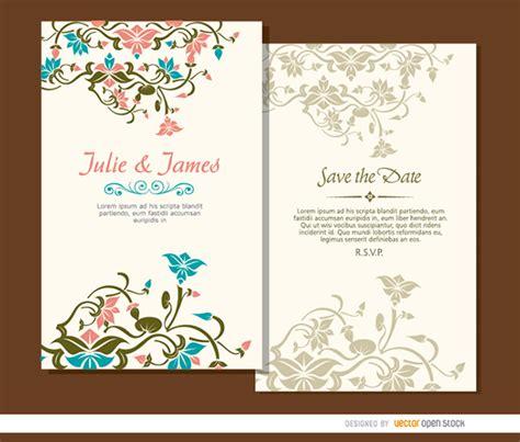 template undangan nikah gratis бесплатные свадебные приглашения