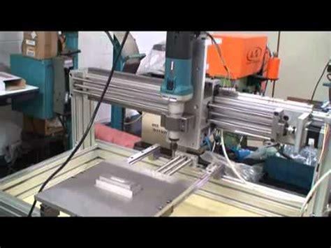 home made cnc milling machine