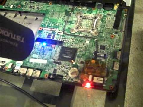 Hair Dryer Motherboard Fix how to fix hp tx1000 with black screen fix with hair dryer works