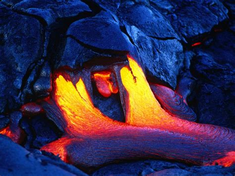 Lava L Top by Volcano Lava Wallpaper Wallpup