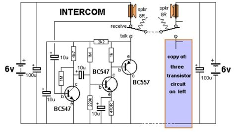 intercom systems wiring diagram intercom get free image