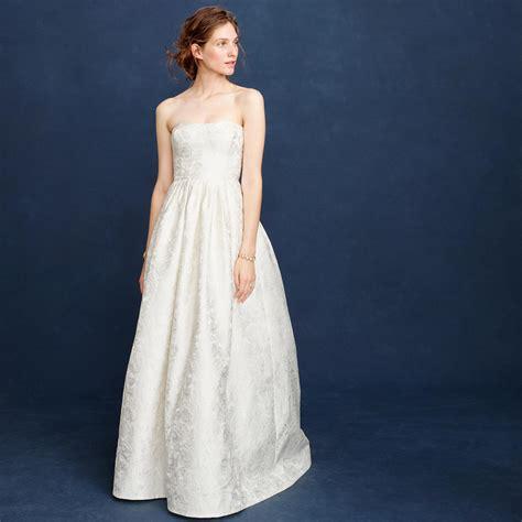 Jcrew Wedding Dresses by Ella Gown Wedding Dresses J Crew