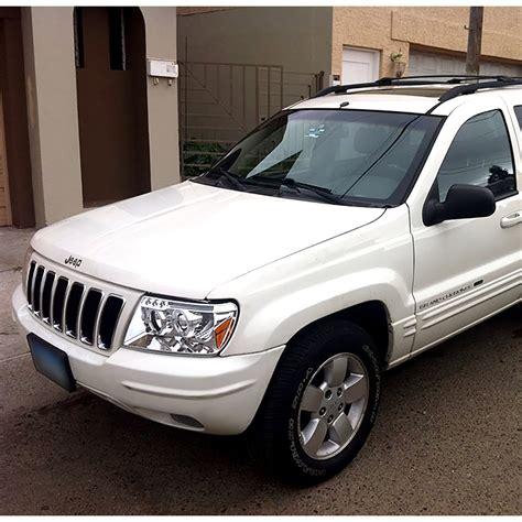 jeep grand 04 hid xenon 99 04 jeep grand eye halo led